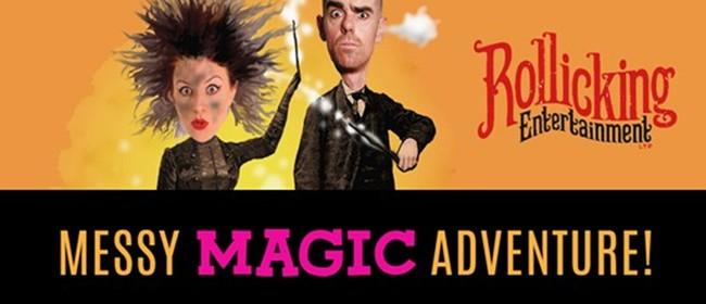 The Messy Magic Adventures