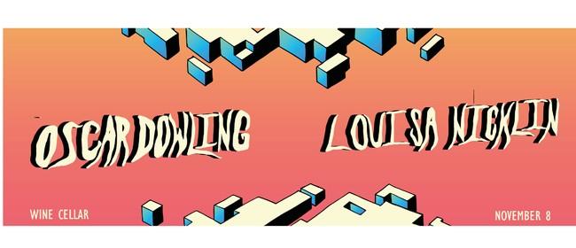 Oscar Dowling + Louisa Nicklin