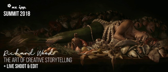 The Art of Creative Storytelling plus Live Shoot and Edit