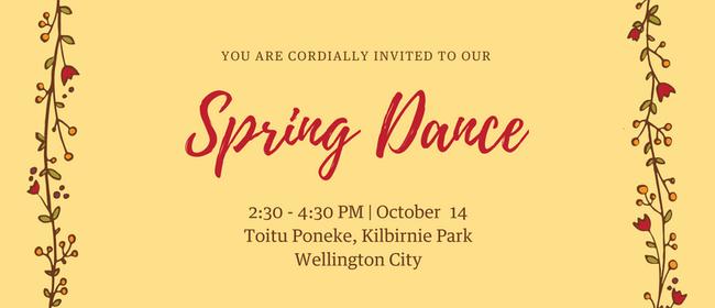 Seniors Week - Spring Dance