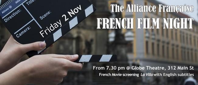 French Film Night - La Villa