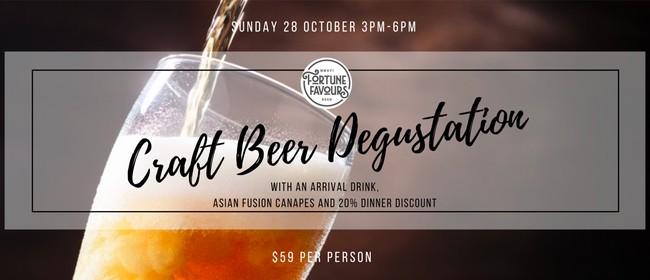 Craft Beer Degustation