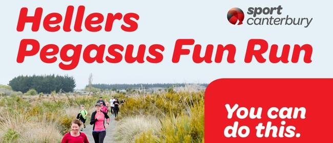 Hellers Pegasus Fun Run