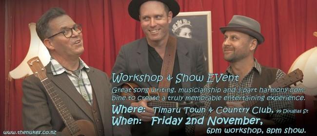 The Nukes Timaru Return Workshop & Show