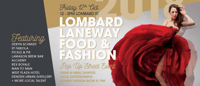 Lombard Laneway Food & Fashion Street Event