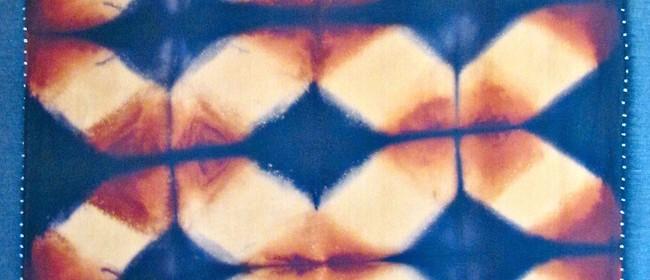 Shibori: Shaped Resist Dyeing