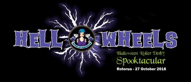 Hell-O-Wheels Roller Derby Spooktacular