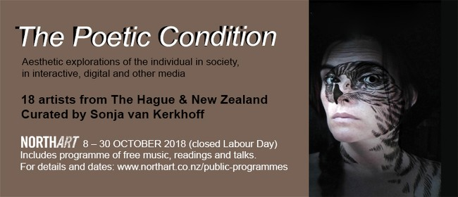 The Poetic Condition Event: Chris Priestley and Guests