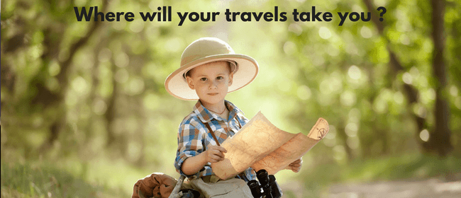 Travel Presentation: Planning Your Next Holiday