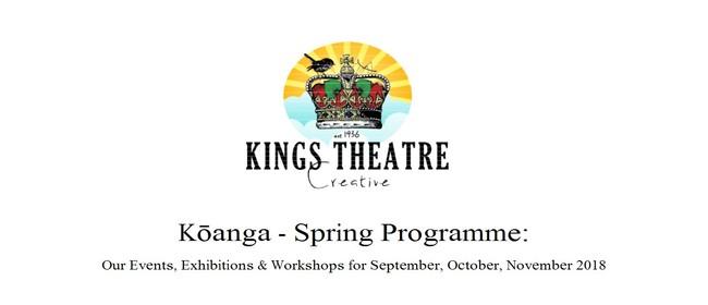 Kōanga - Spring Programme