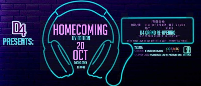 UV: Homecoming