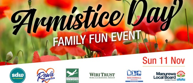 Armistice Day Family Fun Event