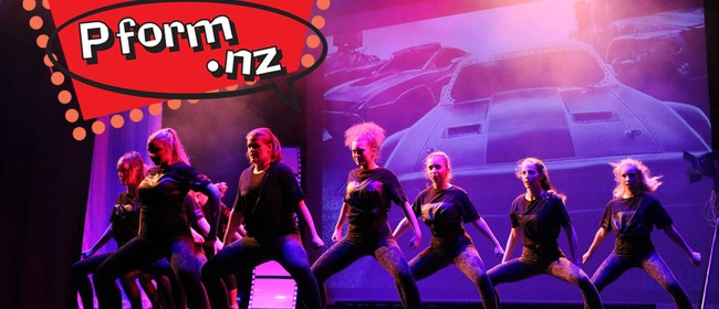 Pform.nz Presents the Greatest Show