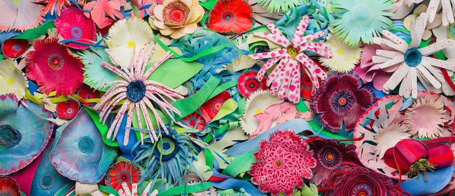 Colourfield: An Installation by Emma Prill