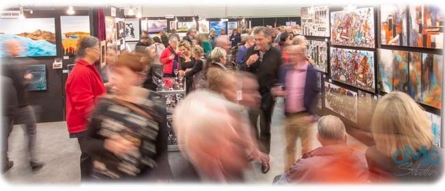 The Dunedin Art Show - Opening Night