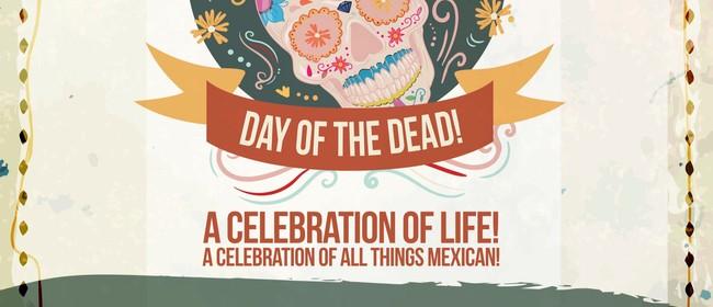 Day of The Dead - Margarita Masterclass