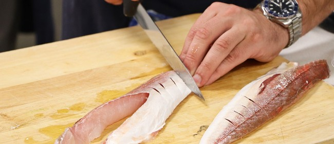 Filleting Techniques and Seafood Masterclass