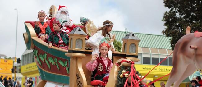 Johnsonville Christmas Parade