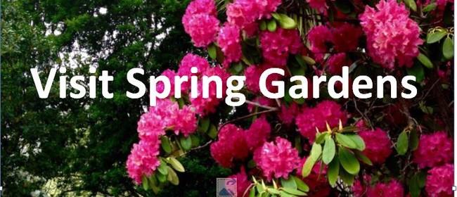 Dunedin Open Gardens Festival