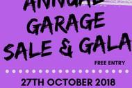 Annual Garage Sale Fundraiser