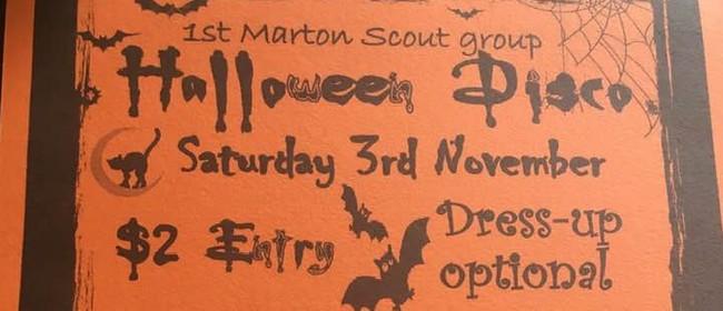 Halloween Disco Fundraiser