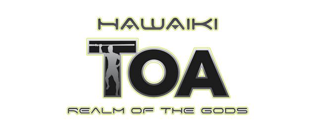Hawaiki Toa - Realm of The Gods