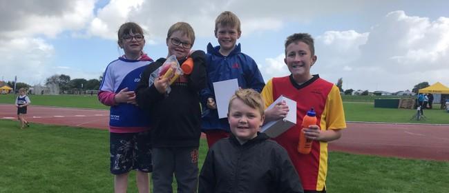 Southland Primary Athletics Schools' Championships