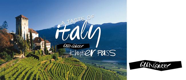 Festival Italiano - Khyber Pass In-Store Tasting