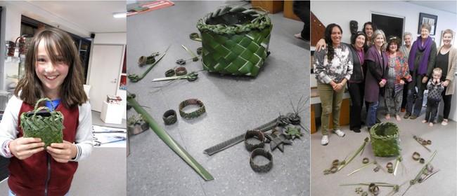 Weaving Workshop.