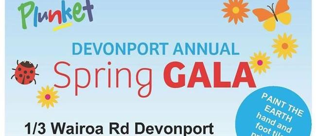 Plunket's Devonport Spring Gala