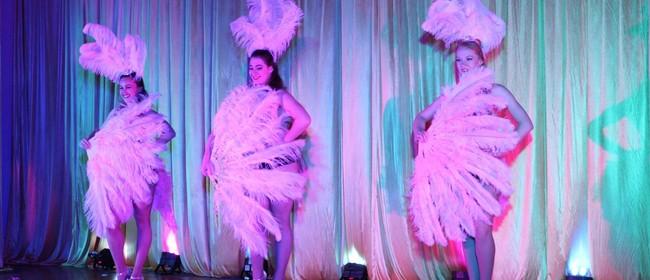 Intermediate/Advanced Feather Fan Dancing Workshop