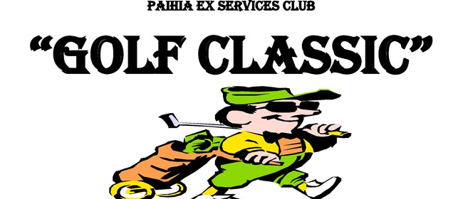 Paihia Ex-Services Club Golf Classic Tournament