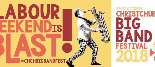 Chch Big Band Festival - Jazz Afternoon