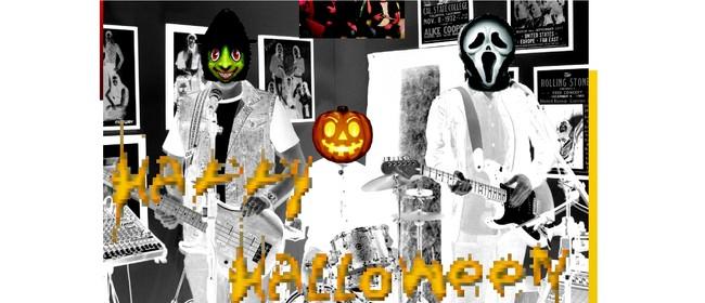 Crossfire Halloween Party