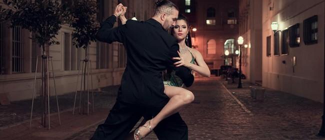 Milonga Tango Blues
