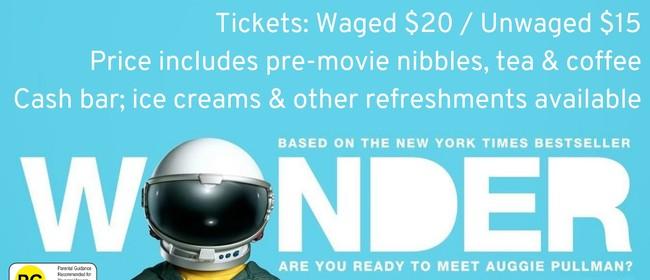 Movie Night: Wonder - CISV Fundraiser