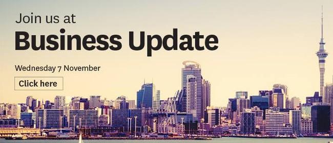 Auckland Business Chamber: Business Update