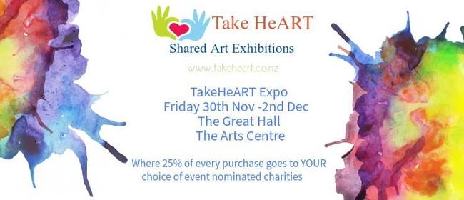 TakeHeART Expo