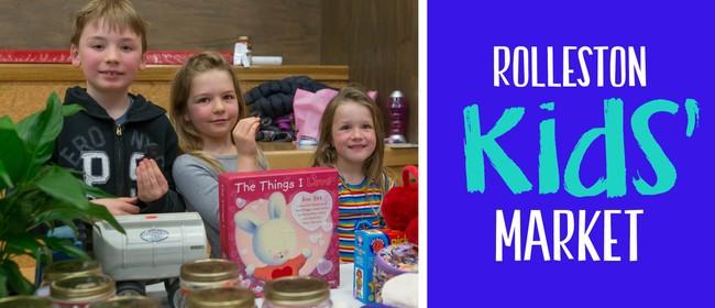 Rolleston Kids' Christmas Market