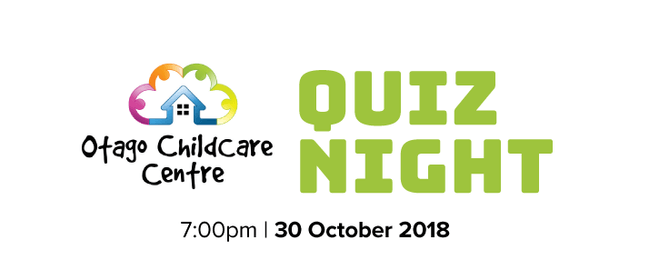 Quiz Night Fundraiser - Otago Childcare Centre
