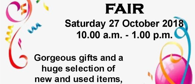 St. Margaret's Church Fair