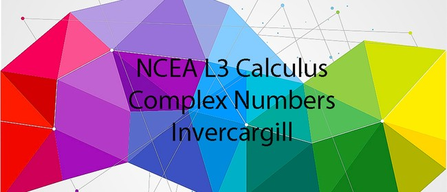 NCEA L3 Calculus - Complex Numbers AS91577