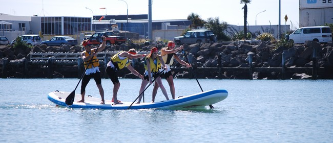 Stand Up Paddle Boarding promotional image