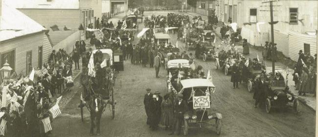 West Otago Armistice WW100