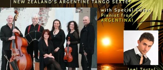 Argentine Tango Concert Milonga