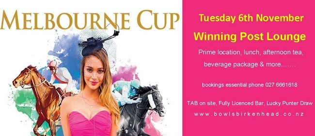 Melbourne Cup Day 2018 Winning Post Lounge