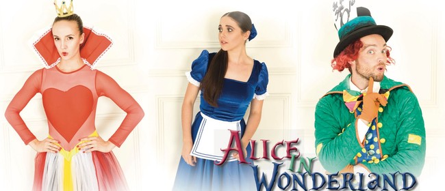 Melbourne City Ballet - Alice in Wonderland