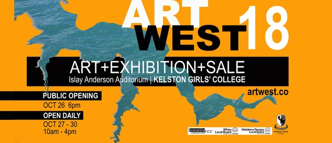ArtWest 2018 - Art, Exhibition & Sale