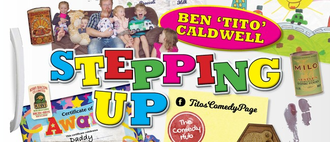 Stepping Up - Ben 'Tito' Caldwell