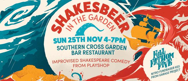 ShakesBeer In the Garden